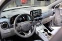 Hyundai Kona Electric, deska rozdzielcza, wnętrze