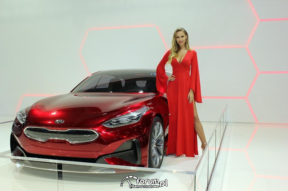 Kia Pro Ceed Reborn, modelka