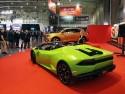 Lamborghini Huracan Spider, tył