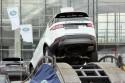 Land Rover Discovery, zjazd z rampy