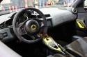 Lotus Evora 410 Sport, wnętrze
