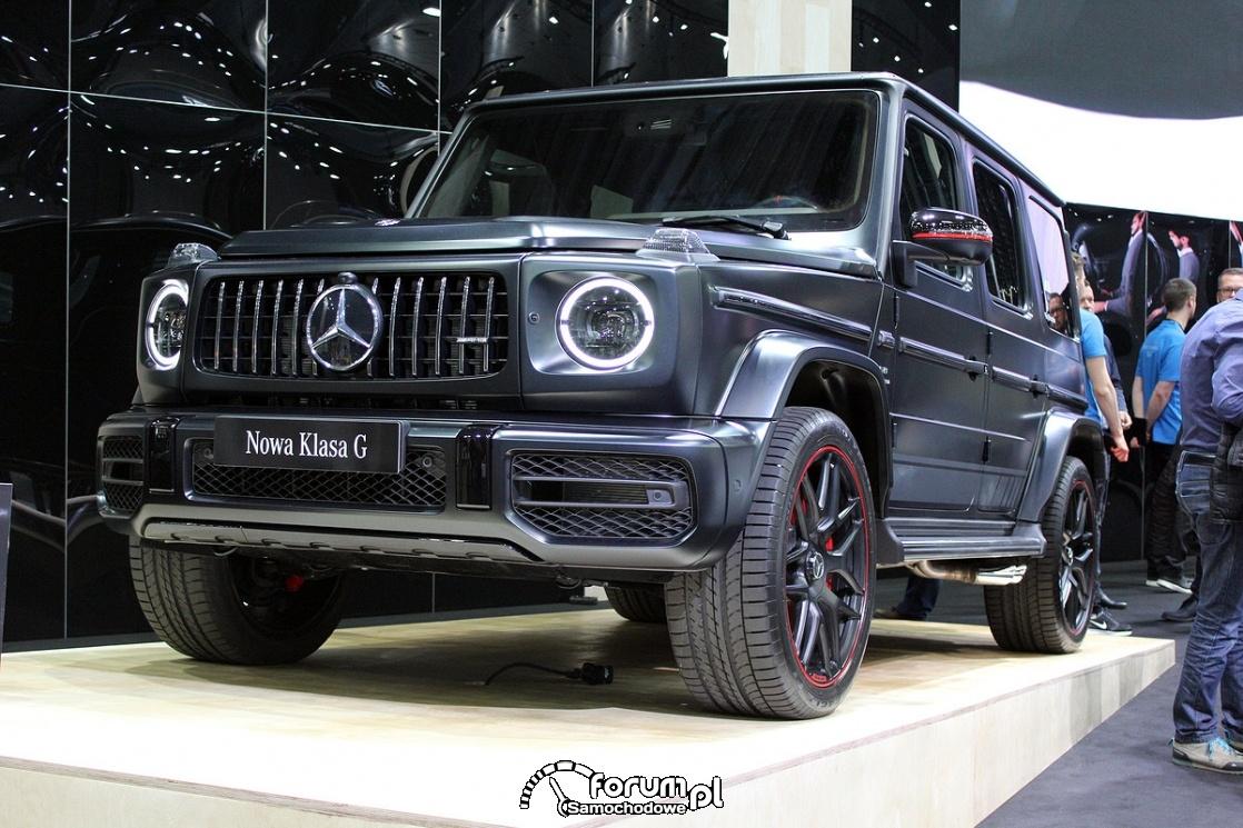 Mercedes-Benz Klasa G 63