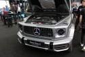 Mercedes Klasa G, silnik AMG