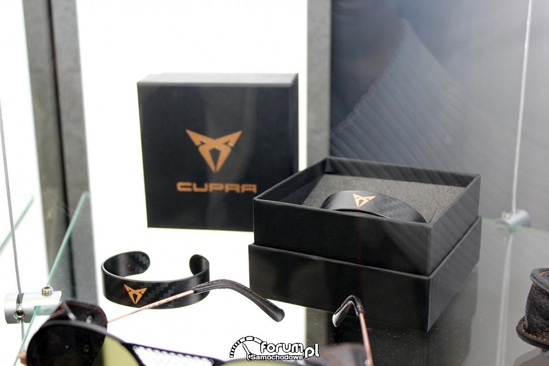 Opaska z logo Cupra