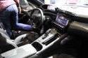 Peugeot 508, wnętrze, deska rozdzielcza