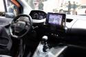 Peugeot Rifter GT Line, wnętrze, deska rozdzielcza
