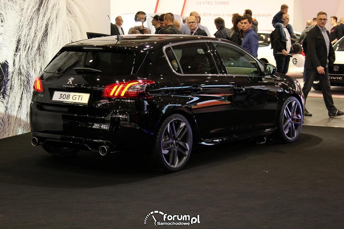 Peygeot 308 GTI