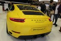Porsche 911 Carrera T, tył