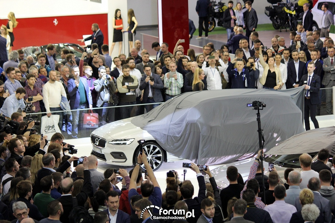 Prezentacja nowego modelu Volvo V60