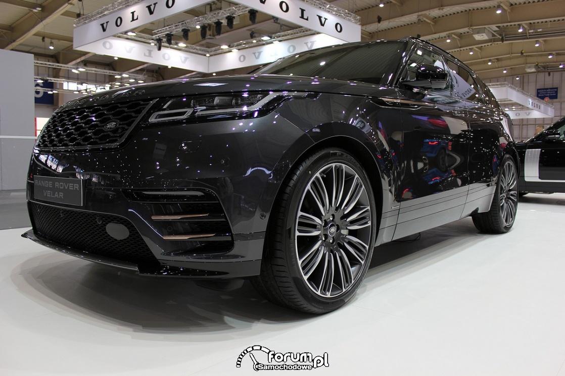 Range Rover Velar D300 HSE