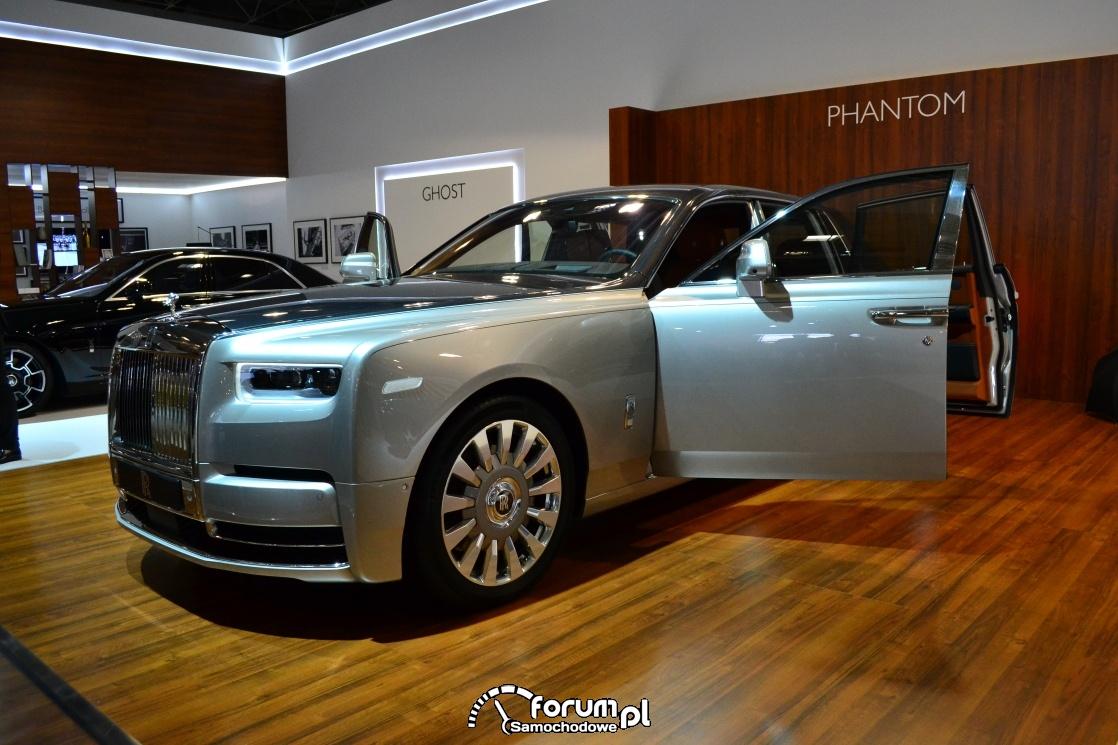 Rolce Royce Phantom