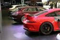 Samochody Porsche, tył