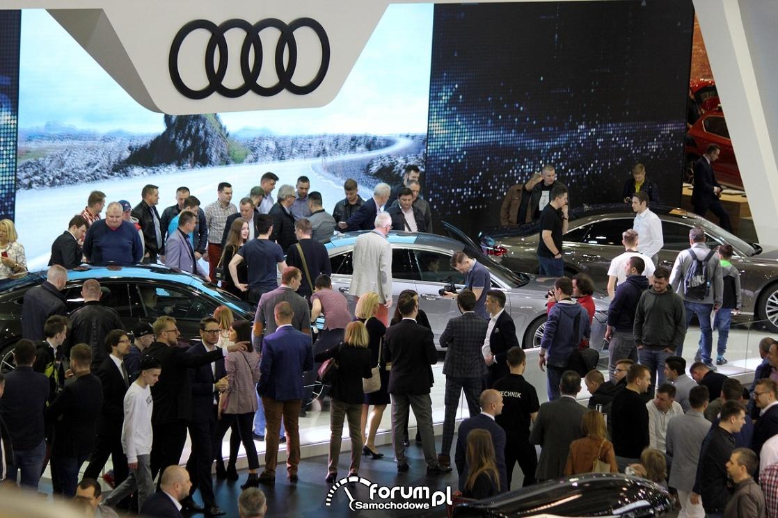 Stoisko Audi
