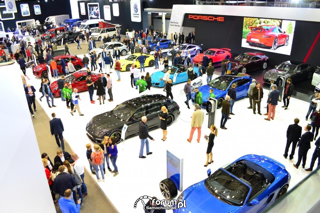 KONKURS - zaproszenia na Motor Show 2019