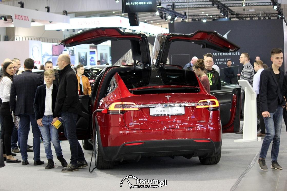 Tesla P100D model X