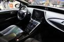 Toyota Mirai, wnętrze