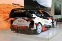 Toyota Yaris WRC, tył