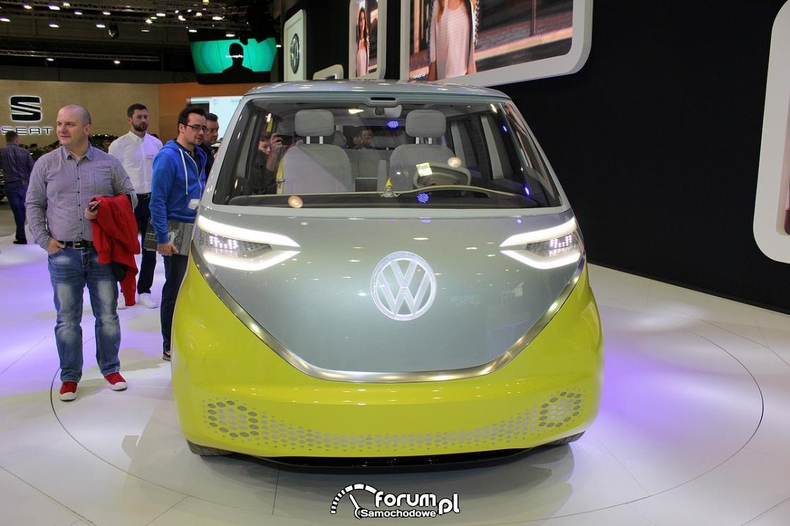 Volkswagen I.D. BUZZ, przód