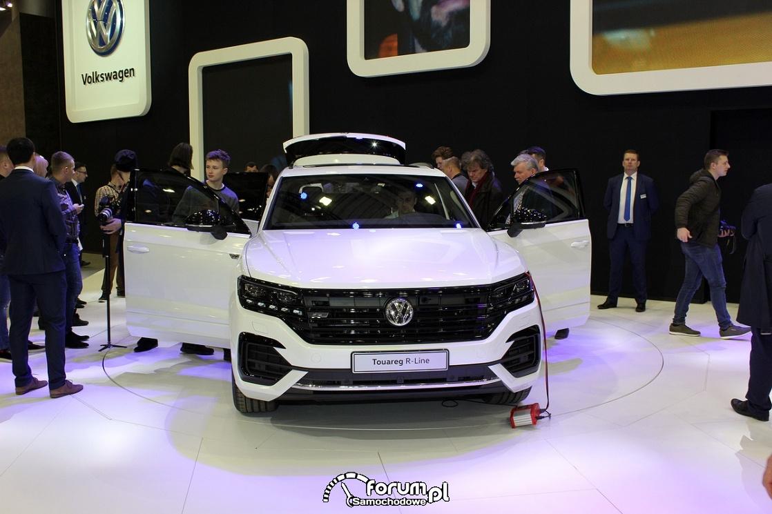 Volkswagen Touareg R-Line, przód