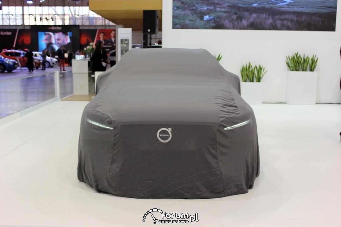 Volvo przed prezentacją