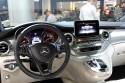 Wnętrze, Mercedes-Benz Klasa V