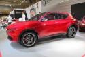 Alfa Romeo Tonale, bok
