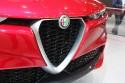 Alfa Romeo Tonale, przedni grill