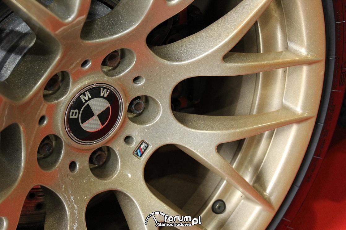 Alufelgi BMW M pakiet