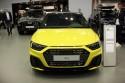 Audi A1 S-line, przód