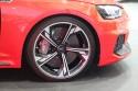 Audi RS&, alufelgi, zaciski, nawiercane tarcze hamulcowe
