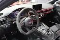 Audi RS5, zamszowa kierownica