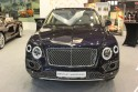 Bentley Bentayga V8, przód
