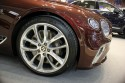 Bentley Continental GT Convertible, alufelgi