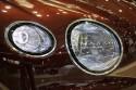 Bentley Continental GT Convertible, przednie lampy