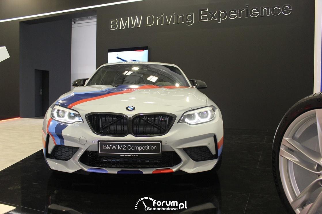 BMW M2 Competition, przód