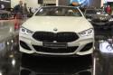 BMW M850i xDrive Cabrio, przód