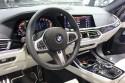 BMW X7 M50d, multimedialna kierownica