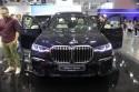 BMW X7 M50d, przód