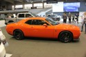 Dodge Hellcat SRT, bok