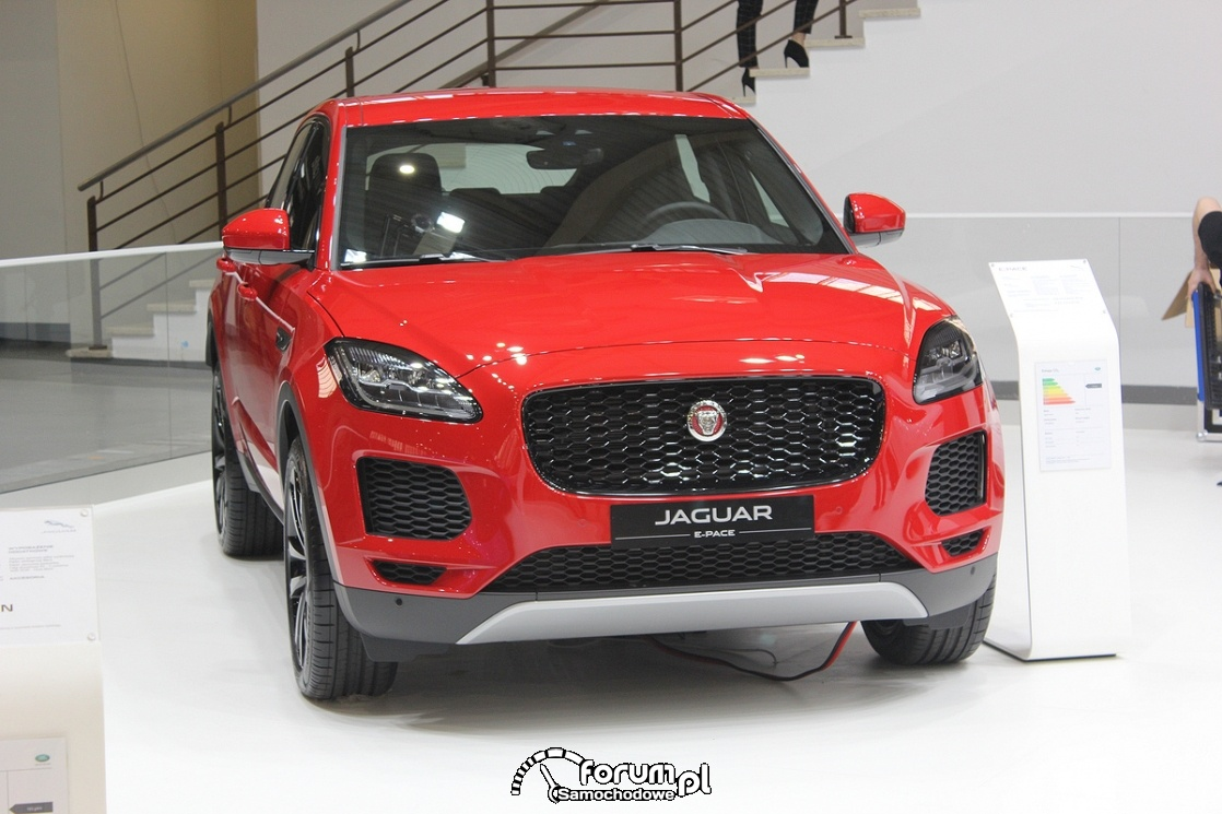 Jaguar E-Peace