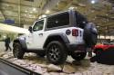 Jeep Wrangler JK Rubicon, kamienie
