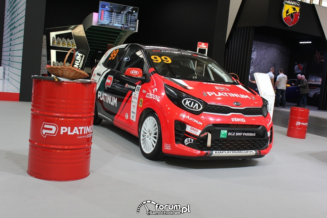 Kia picanto - Platinium Cup