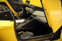 Lamborghini Aventador, wnętrze