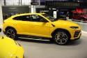 Lamborghini Urus, SUV, bok