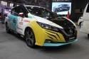 Nissan Leaf, ekspedycja Polska - Japonia