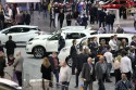 Nissan na targach, publiczność
