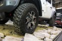 Opony terenowe, Jeep Wrangler JK Rubicon