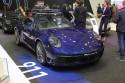 Porsche 911 Carrera 4S, bagażnik na narty
