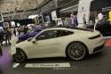 Porsche 911 Carrera 4S, bok