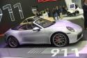 Porsche 911 Carrera S Cabrio, bok